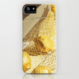 lemmon iPhone Case