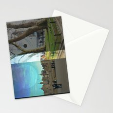 London's two. Stationery Cards