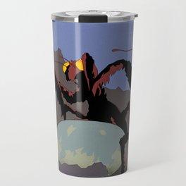 Son of Godzilla Travel Mug