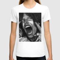 tyler spangler T-shirts featuring Steve Tyler by ''Befne''