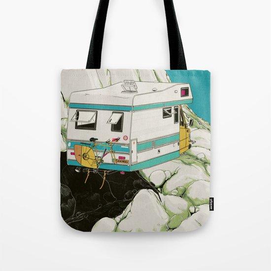 Heading South Tote Bag