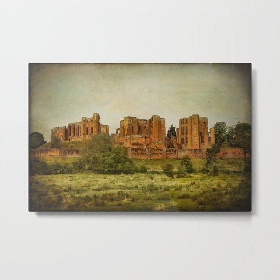The Ruins Metal Print