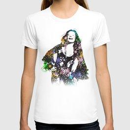 Janis - Piece Of My Heart - Pop Art T-shirt