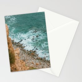 Shades of Cool Stationery Cards