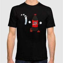 Coke and Mentos  T-shirt