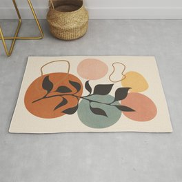 Abstract Minimal Shapes 23 Rug