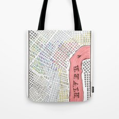 The Disputed Prize Tote Bag