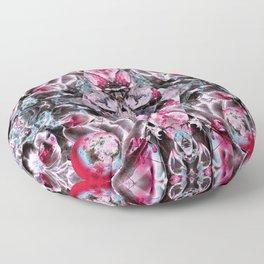Les Soeurs De La Lune Floor Pillow