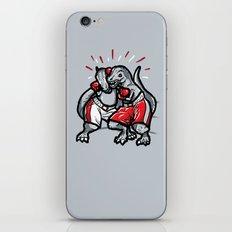 Rumble of the Rexes iPhone & iPod Skin