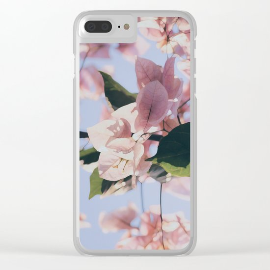 Play of Light Clear iPhone Case