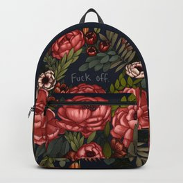 To Whomever it May Concern: Fuck Off Backpack
