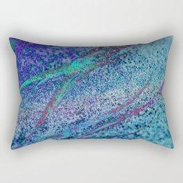 Ocean Depths - II Rectangular Pillow