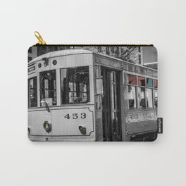 Memphis Street Car Carry-All Pouch