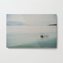 at peace ... Lake Isabella photograph Metal Print