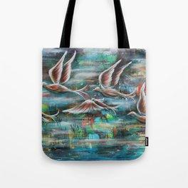 Flight of my Imagination Tote Bag