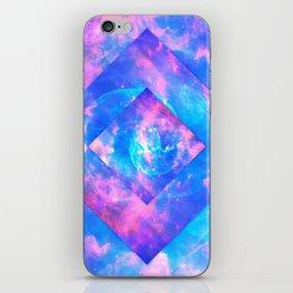 Diamond Galaxy iPhone Skin