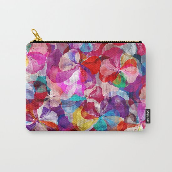 Flower carpet(57) Carry-All Pouch