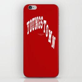 Falling Youngstown iPhone Skin