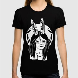 Rabbit Girl T-shirt