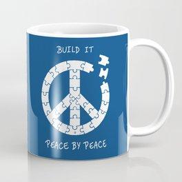 Peace By Peace Coffee Mug