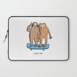 Weird Club Laptop Sleeve