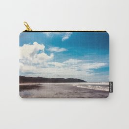 Bronze sand at Ohope Beach Carry-All Pouch