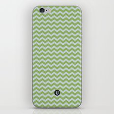 U14: algae chevron iPhone & iPod Skin