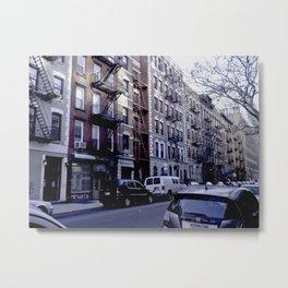 East Village Metal Print