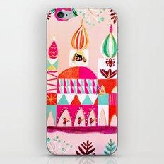 Rey de Chocolate iPhone & iPod Skin