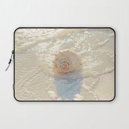 Whelk in the Sea Laptop Sleeve