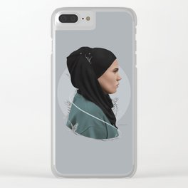 SANA Clear iPhone Case
