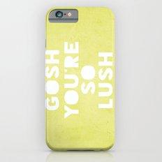 Gosh (Lush) iPhone 6s Slim Case