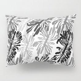 Bark beetle galleries seamless pattern Pillow Sham