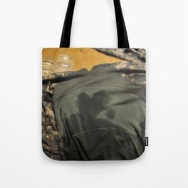 Guarding My Heart Tote Bag
