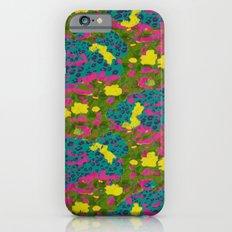 Jungle mix iPhone 6s Slim Case