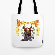 His Imperial Majesty Anders Tote Bag