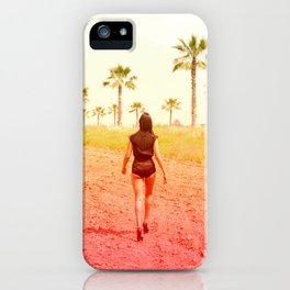 Faced Fears iPhone Case