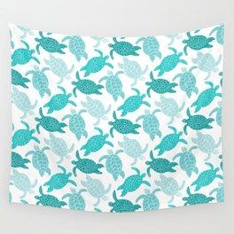 Sea Turtles Wall Tapestry