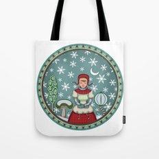 peaceful snow 2 Tote Bag