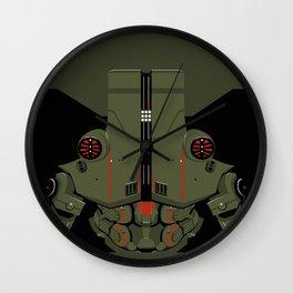 Pacific Rim - Cherno Alpha - Minimal Poster Wall Clock