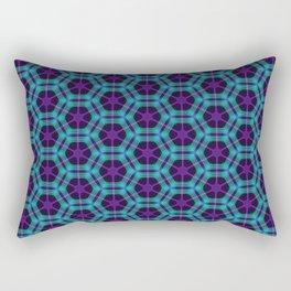 Neon Flux 05 Rectangular Pillow