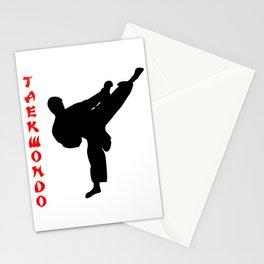 Taekwondo Stationery Cards