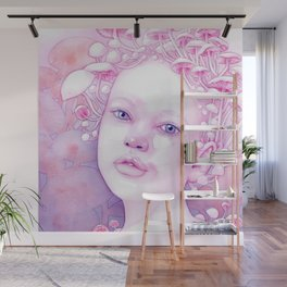 Infectious Innocence Wall Mural