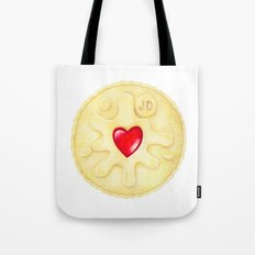Jammie Dodger, Biscuit Tote Bag