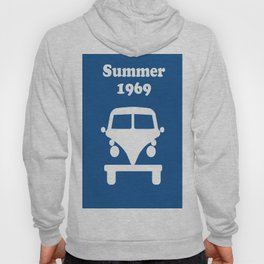 Summer 1969 - blue Hoody