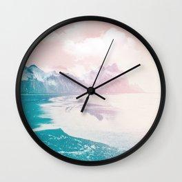 Fantasy Island Wall Clock