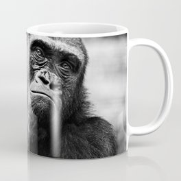 Gorilla at the Bronx Zoo Coffee Mug