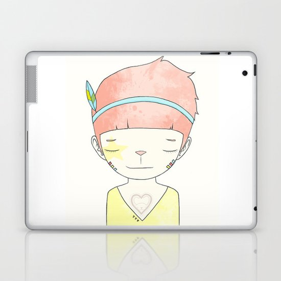 WHEN I LOST EVERYTHING Laptop & iPad Skin