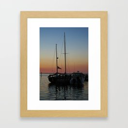 Close Liaisons Framed Art Print