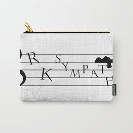 RK SYMPATHY LOGO Carry-All Pouch